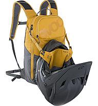 Evoc Ride 8 - zaino bici, Yellow/Grey