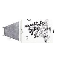 Evolv Drop Pad - crash pad, Black/White