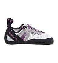 Evolv Elektra Lace - Kletter- und Boulderschuhe - Damen, White/Purple/Black