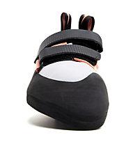 Evolv Geshido - scarpe arrampicata - donna, White/Red/Black