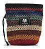Evolv Knit Chalk Bag - portamagnesite, Brown