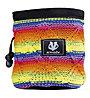 Evolv Knit Chalk Bag - portamagnesite, Multicolor