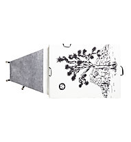 Evolv Launch Pad - crash pad, Black/White