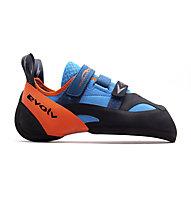 Evolv Shaman - Kletter- und Boulderschuh - Herren, Blue/Orange