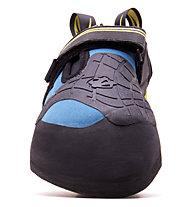 Evolv X1 - scarpette arrampicata - uomo, Yellow/Blue