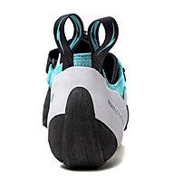 Evolv Zenist - scarpe arrampicata - donna, White/Blue/Black