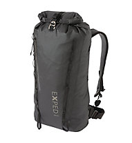 Exped Black Ice 30 - Skitourenrucksack, Black