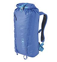 Exped Black Ice 30 - zaino alpinismo, Blue