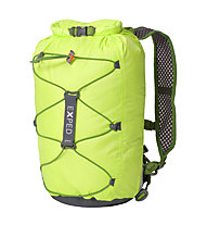 Exped Cloudburst 15 - Wasserdichter Rucksack, Lime Green