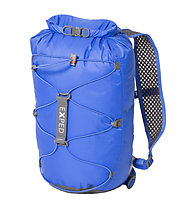 Exped Cloudburst 15 - Wasserdichter Rucksack, Blue/Blue