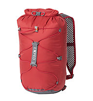 Exped Cloudburst 15 - Wasserdichter Rucksack, Red
