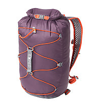 Exped Cloudburst 15 - Wasserdichter Rucksack, Dark Violet