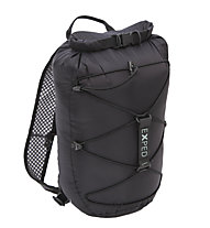 Exped Cloudburst 15 - Wasserdichter Rucksack, Black