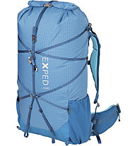 Exped Lightning 45 - zaino alpinismo - donna, Blue