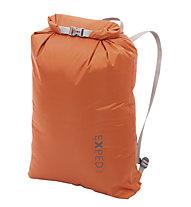 Exped Splash 15 - zaino impermeabile, Orange