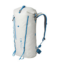 Exped WhiteOut 30 - zaino alpinismo, White