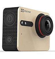 Ezviz S5 Plus - Action Kamera, Champagne