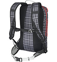 Ferrino Crusdade 12 - Rucksack, Dark Grey/Red
