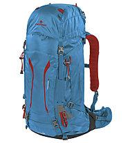 Ferrino Finisterre 38 - zaino alpinismo, Blue/Red
