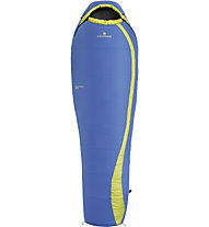 Ferrino Nightec 800 - Schlafsack, Blue/Yellow