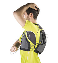 Ferrino X-Track Vest 5 L - Trailrunningrucksack, Black/Yellow