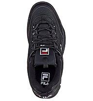 Fila Disruptor Low - Sneakers - Damen, Black