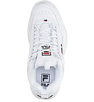 Fila Disruptor Low - sneakers - donna, White