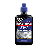 Finish Line 2in1 Pulente/Lubrificante 120 ml, 0,12 l