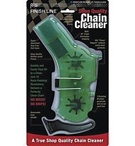 Finish Line Chain Cleaner, Green/Black