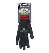 Finish Line Mechaniker-Handschuhe, Black