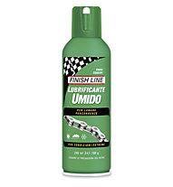 Finish Line Lubrificante umido sintetico, Green