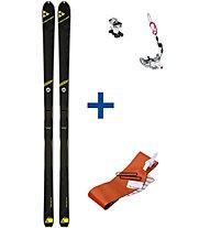 Fischer Fischer Alpattack Set: Ski + Bindung + Steigfelle