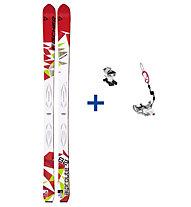 Fischer Alproute 82 Set: Ski+Bindung