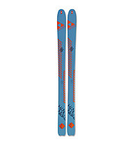 Fischer Hannibal 96 - Freeride/Tourenski, Blue/Orange