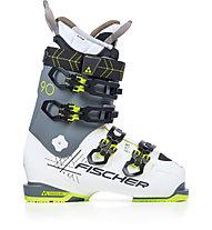 Fischer My RC PRO 90 PBV - scarpone sci alpino - donna, White/Grey/Yellow