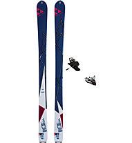 Fischer Set My Transalp 88: Ski + Bindung