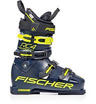 Fischer RC4 The Curv 120 PVB - scarpone sci alpino, Dark Blue/Yellow