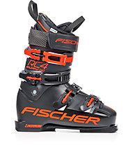 Fischer RC4 The Curv 130 PBV - scarpone sci alpino, Black/Red