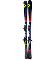 Fischer RC4 The Curv TI Allride + RC4 Z11 Powerrail  Alpinski