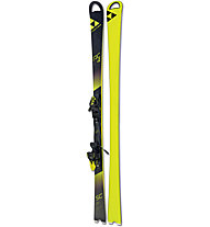 Fischer RC4 Worldcup SC Yellow Base + Z12 Powerrail - Alpinski