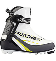 Fischer RC Skate My Style - Scarpe Sci Fondo Skating, White/Black/Yellow