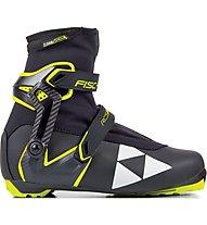 Fischer RCS Skate - scarpa sci di fondo, Black/Yellow/White