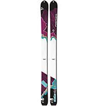 Fischer Stella Alpina 88 - Sci da scialpinismo, Multicolor