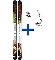 Fischer Transalp 88 Set: Ski + Bindung