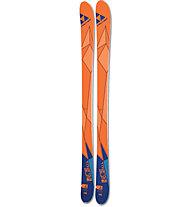 Fischer Transalp Jr. - sci da scialpinismo - bambino, Orange/Blue
