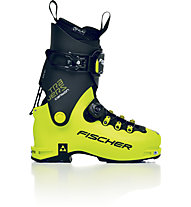 Fischer Travers Carbon - scarpone scialpinismo, Yellow/Black