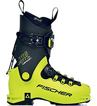 Fischer Travers Carbon - scarpone scialpinismo - uomo, Yellow/Black