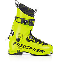 Fischer Travers CS - scarpone da scialpinismo, Yellow