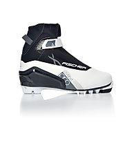 Fischer XC Comfort Pro M Langlaufschuh Damen, White/Black