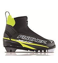 Fischer XJ Sprint, Black/Yellow